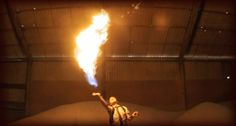 Modern day Victor Frankenstein, Colin Furze, is at it again, inventing a storm of X-men gadgets. The latest in his series of seriously dangerous toys is an