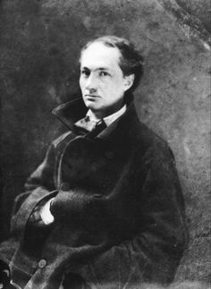 Charles Baudelaire [April 9, 1821 – August 31, 1867]