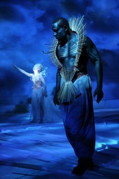 Julie Taymor's Midsummer Night's Dream, Theater for a New Audience, Brooklyn