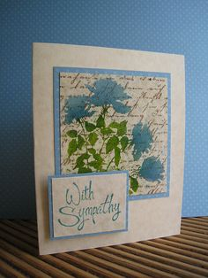 Sympathy card | Flickr - Photo Sharing!
