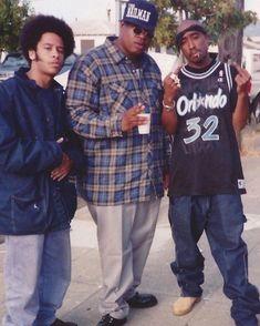 RIP Day of the Dead Rappers ODB,Tupac,Easy E,BIG Black Sweatshirt byActual Fact
