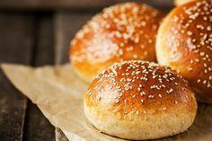 Bread Dough Recipe, Hamburger, Food And Drink, Vegetarian, Baking, Cake, Recipes, Norway, Smoothie