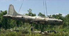 The 'Holy Grail of Military Aviation' – The B-17 Swamp Ghost – Found After 68 Years In the Jungle (Watch)