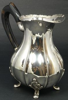 1000 Images About Vintage Amp Antique Silver On Pinterest