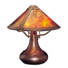 LR redo - Onion pot mica lamps