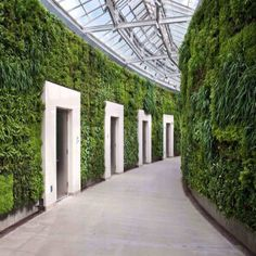 best selling good quality artificial Vertical Wall garden