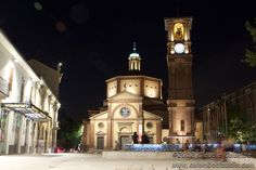 Piazza San Magno - Legnano (Mi)
