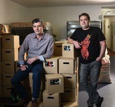 Doi antreprenori și șapte beri