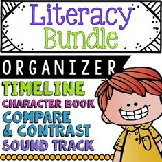 Four activities that are perfect for literacy centers by Education Lahne
