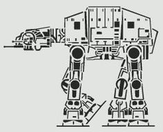 star wars stencils - Google Search
