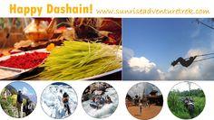 Happy Dashain To all.