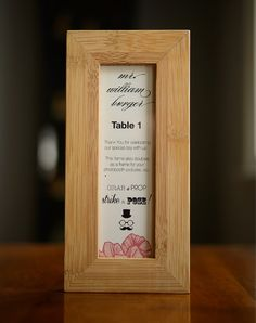 Wedding Favor & Place Card Holder 100 by HoneyBeeWoodworking, $395.00
