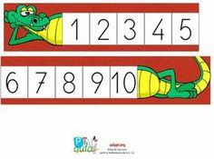 cocodrilo numerico