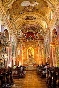 Jesuit Church, Austria