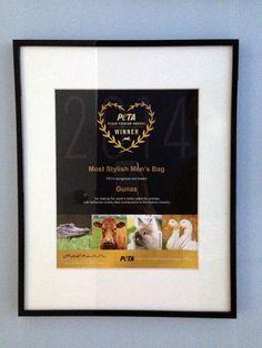 c7ed6c0d71b6e PETA Vegan Fashion Awards.