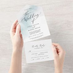 Watercolor Wash | Blue Wedding Seal and Send Invite. Click to customize with your personalized details today. Unique Wedding Suites, Elegant Wedding, Dusty Rose Wedding, Purple Wedding, Post Wedding, Fall Wedding, Wedding Stuff, Pink Wedding Receptions, Address Label Stickers