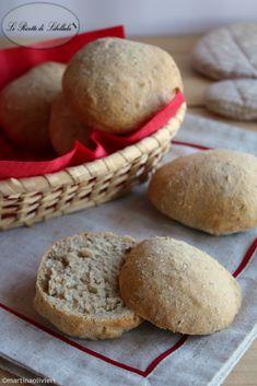 #Panini #semintegrali al #rosmarino #ricetta #foodporn #gialloblogs