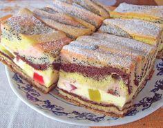 Lemon Cheesecake Recipes, Chocolate Cheesecake Recipes, Cakepops, Cupcakes, Polish Recipes, Homemade Cakes, Yummy Cakes, Cheesecakes, Baked Goods