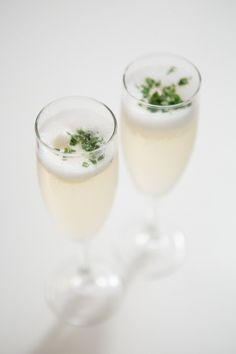 Italian Sgroppino Cocktail by Giada De Laurentiis