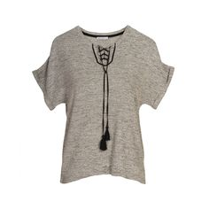 SHIRT «TRACIE» Grau mélange Loungewear, Mens Tops, Shirts, Fashion, Moda, La Mode, Shirt, Fasion, Dress Shirts