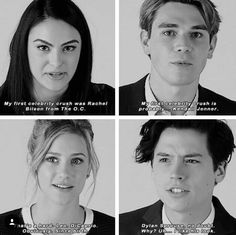 Everybody is so in love and there's Cole. I love him so much