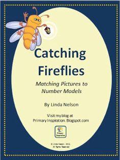 Classroom Freebies: Catching (Math) Fireflies!