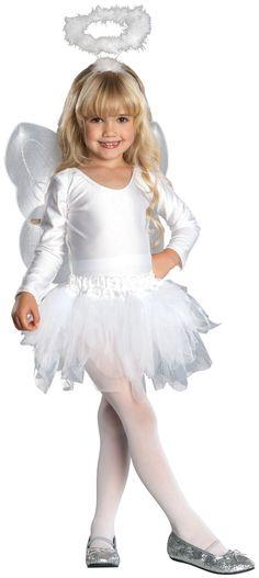 Костюм ангела для девочки — http://fas.st/dhou9