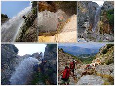 Άρτα: ΤΖΟΥΜΕΡΚΑ - Κατάβαση στον Καταρράκτη από την κορυφή Γερακοβούνι