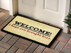 funny doormats for sale | Funny Doormats For Sale I WANT THIS!!!