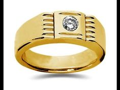 Buy Designer & Fashionable Simple Ring For Men. We have a wide range of traditional, modern and handmade Bands Mens Rings Online Gold And Silver Bracelets, Cheap Silver Rings, Mens Silver Rings, Mens Ring Designs, Silver Ring Designs, Gents Gold Ring, Gold Ring Images, Gold Ring Price, Mens Rings Online