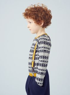 What a lovely dark crop of red hair! Little Boy Fashion, Fashion Kids, Kids Boys, Baby Kids, Toms, Boys Wear, Stylish Kids, Kid Styles, Little Boys