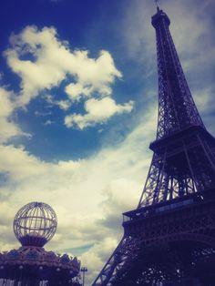 Paris-La Tour Eiffel