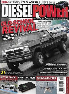 23 best diesel trucks images on pinterest big box and boxes details about diesel power truck magazine duramax power stroke led lights cross country trip fandeluxe Image collections