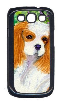 Cavalier Spaniel Cell Phone Cover GALAXY S111