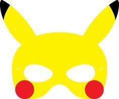 Pokemon Pikachu Mask More