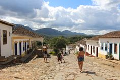 Tiradentes #minasgerais #cidadehistórica #estradareal #viagem #trip Estrada Real, Street View, City, Travel