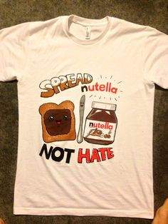 I don't care for Nutella to much but I <3 this!!!