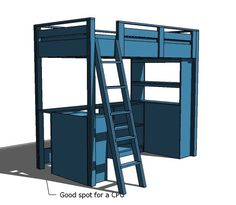 Best Free Bookcase Headboard Plans Diy Projects Pinterest 400 x 300