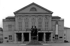 Deutsches Nationaltheater (German National Theater) | Flickr - Photo Sharing!