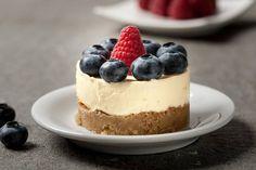Receta de Cheesecake con frutos rojos - Gallina Blanca