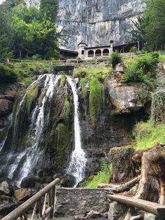 St. Beathus-höhlen, Switzerland