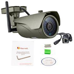 IP камера HT-7201 WiFi-1080P
