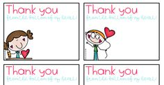 Valentines Day Thank You Note Lucky to Be in First.pdf