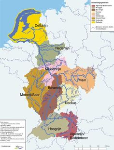 ICPR: Sub-basins