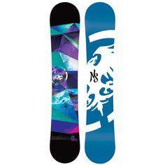 @neversummer91 Infinity Snowboard - Women's 2015
