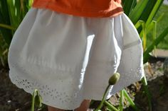 Thrifted Thursdays---and a Pillowcase Skirt Tutorial | Simple Simon and Company