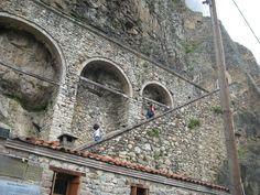 Sümela Manastırı in Trabzon, Trabzon