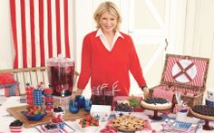 recipes martha stewart #worldcup 2014 | How to Gear Up for the World Cup in Style #recipe #food #MSL