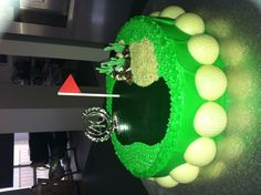 40th birthday cake for my Golf loving friend!