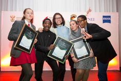 This should go viral, young making a difference. ~  he young winners of the rhino conservation awards